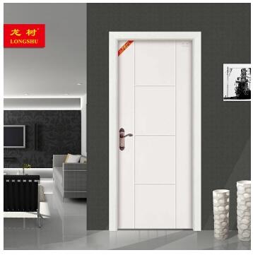 龙树(Longshu) 门 实木门 橡木门 原木门 室内卧室