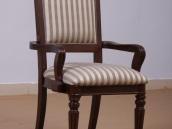 美式扶手餐椅