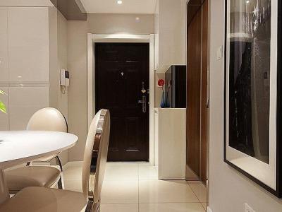 现代简约-142.26平米四居室装修样板间