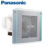 松下超薄低噪音换气扇 节能长寿命天埋扇 厨卫书房客厅均可适用图片