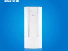 松下家用全热交换器FV-60VEC1壁挂式空气过滤器感应换气