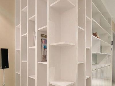 现代简约-88.82平米三居室装修样板间