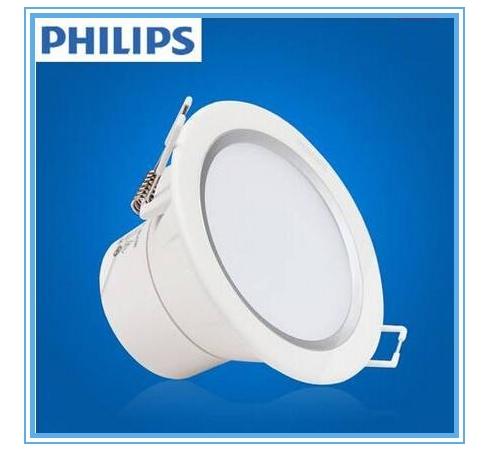 飞利浦LED筒灯客厅天花灯全套嵌入式灯闪烁二代