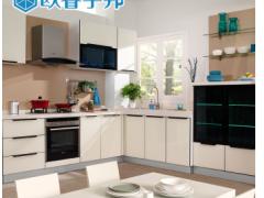 整体橱柜厨房定做 玻璃烤漆橱柜门 全屋厨柜定制设计 一延米