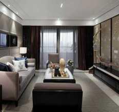 兴盛大成-三居室-新中式风格