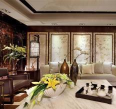 兴盛大成-三居室-新中式