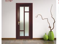 帝王风木门卧室门厨房门室内门卫生间门实木复合门烤漆门WLD-