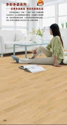 安信地板 多彩多姿系列 强化木地板