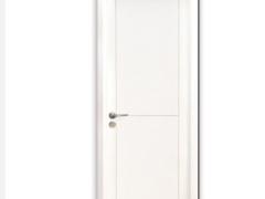 TATA木门 实木复合门室内门(门套 门扇)@-003 9色
