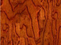 安信实木复合复古地板 榆木 樱桃木色