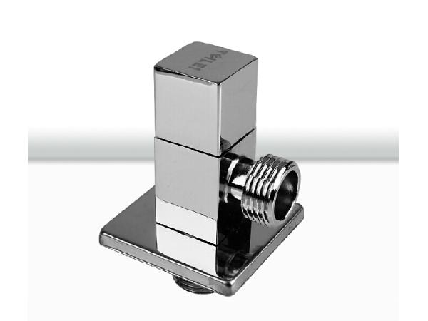 天力方形角阀全铜主体冷热三角阀止水阀接头陶瓷阀芯超大流量正品