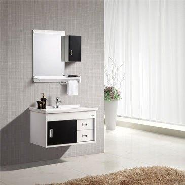 中邦九牧PVC浴室柜A2080
