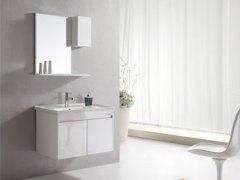 中邦九牧PVC浴室柜A2155