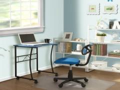 好事达缤纷桌椅套装绿色 组合书桌电脑桌套装 写字桌学习椅子桌