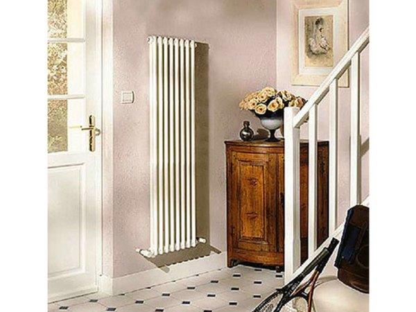 森德钢三柱系列散热器 钢制暖气片 双层防腐