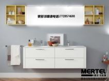 木德木作双人浴室系列浴室柜 专业设计定做浴室柜图片
