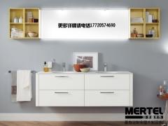 木德木作双人浴室系列浴室柜 专业设计定做浴室柜