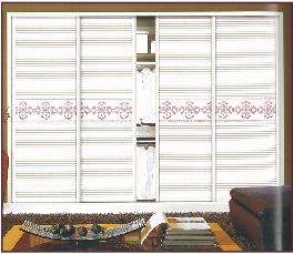 桂上宅配799系列衣柜 白色