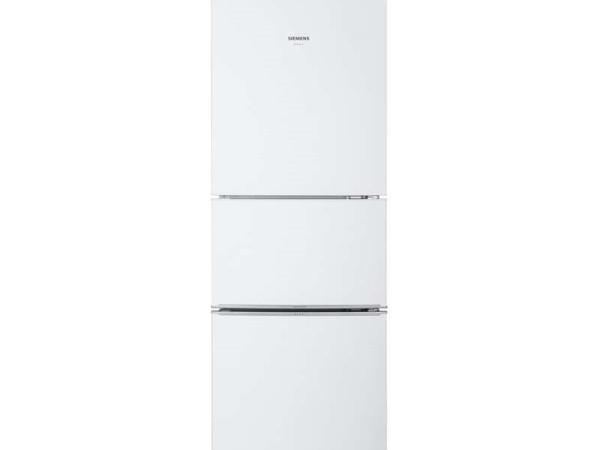 西门子KG23D1110W 226升 三门冰箱