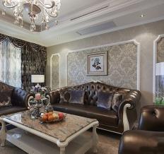 中信城二期-三居室-123.5平米-装修设计