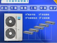 北京大金中央空调住宅用VRV-P系列