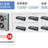 北京大金中央空调VRV系列