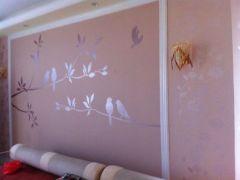艺术液体壁纸,硅藻泥系列 创时尚,家居美,性价比高尽在御筑