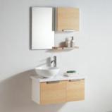 尚高实木浴室柜图片