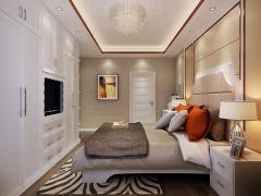 卧室房家具定制