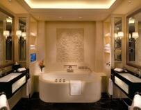 惠达浴缸全铜龙头图片