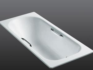 正品科勒欧式成人浴缸 嵌入式铸铁浴缸K-940T/k-941