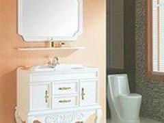 尚高新品浴室柜
