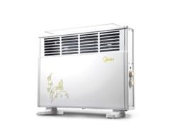 美的取暖器家用 节能电暖器浴室两用电暖气电热器省电暖风机防水