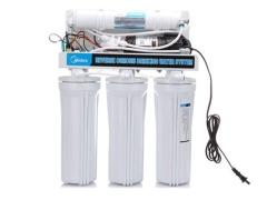 美的MRC1683A-50G美的净水器家用直饮纯水反渗透厨房