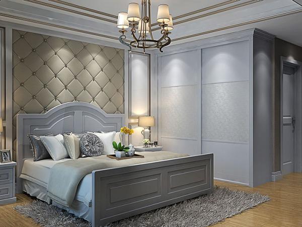 GSZP01245桂上宅配欧式风格的卧室家具