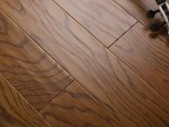 圣象康逸地暖专用树码芯三层实木复合木地板NK3001卡布奇诺