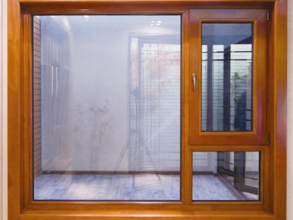 上海德国铝包木门窗 铝包木门窗封阳台 高档木包铝门窗 纯实木