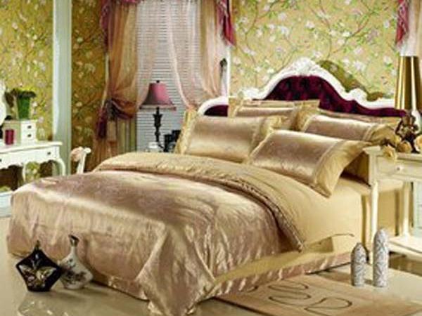 新品纯棉被套床单
