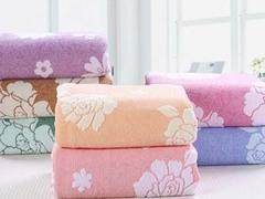 纺纱布纯棉毛巾被
