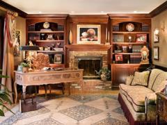 美式古典 品牌书柜
