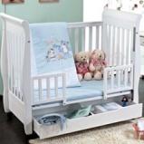 欧式环保婴儿床图片