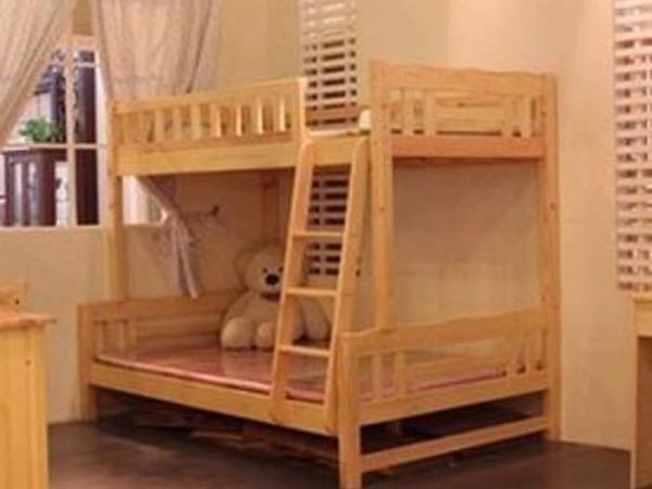 实木儿童上下床