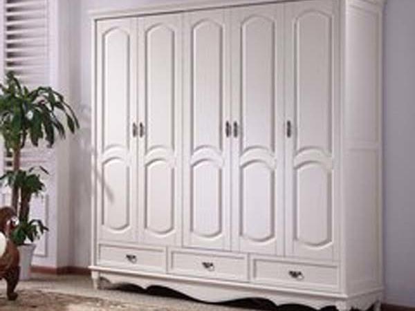 欧式田园 高端装饰衣柜