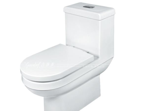 giessdorf/吉事多 乐活LOHAS 标准连体座厕