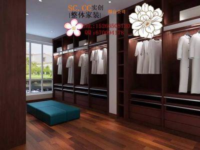 中式古典-220平米四居室装修样板间