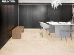 柏荣 塑料地板革 PVC加厚耐磨家用 网格 W-N215