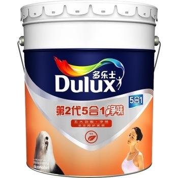 多乐士(dulux)A890 第二代五合一净味 内墙乳胶漆