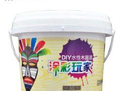 嘉宝莉 油漆涂料水性木器漆 翻新白漆家具漆涂彩玩家DIY