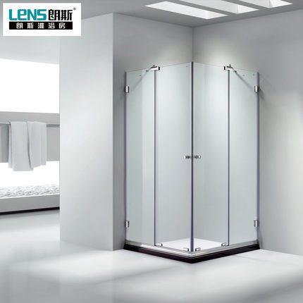 朗斯淋浴房利玛D42定制淋浴房整体浴室屏风隔断全屋定制