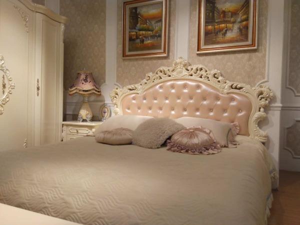 海家家具法式大床